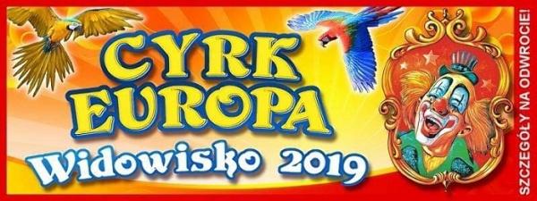 15 sierpnia do Przerośli zawita Cyrk Europa
