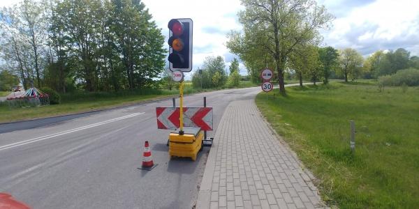 Rozpoczęto remont drogi powiatowej Filipów  – Przerośl