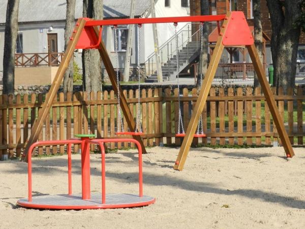 Od 30 maja można korzystać z placów zabaw na świeżym powietrzu
